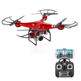 Original HR SH5HD 2,4G 4CH 1080 P Kamera Wifi FPV Drohne Höhe Halten Headless Modus One Key Return RC Quadcopter