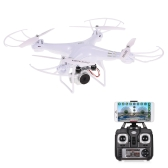 Original HR SH5HD 2.4G 4CH 1080 P Cámara Wifi FPV Drone Altura Hold Modo sin cabeza One Key Return RC Quadcopter