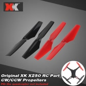 2 Pair Original XK X250-08 CW/CCW Propellers for XK X250 RC Quadcopter