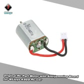 Original WLtoys K989-06 Motor with Anti-jamming Board for WLtoys K969 K979 K999 K989 1/28 Scale RC Car