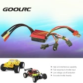 Original GoolRC S-25A Brushless ESC Electric Speed Controller with 5V/2A BEC for 1/14 1/16 1/18 RC Car