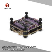 Original Flycolor Raptor 390 Tower 4 in 1 30A BLHeli ESC F3 Flight Controller Integrated OSD PDB (36 * 36mm) for QAV250 F330 F450 FPV Racing Drone RC Quadcopter