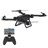 JIE-STAR X8TW Wifi FPV plegable RC Quadcopter