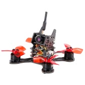 LANCHI MONSTER 76mm 5.8G 700TVL Brushless Tiny Micro FPV Racing Quadcopter F4 Flight Controller Betaflight FrSky BNF