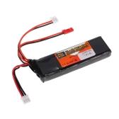 ZOP Power 2S 7.4V 2200mAh 8C JST Plug LiPo Battery for Walkera D7E FrSky X9D Remote Controller Transmitter
