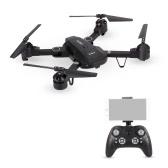 T3505W Foldable Selfie Drone WIFI FPV RC Quadcopter - RTF