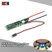 Original XK X380-010 Brushless ESC Electronic Speed Controller with Red Light for XK X380 RC Quadcopter