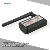 Original HISKY HT-8 2.4G Radio Adapter Accelerometer Version Compatible with FUTABA JR Spektrum Walkera Transmitter for HISKY Aircraft