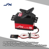 JX PDI-HV2545MG 25g Metal Gear Digital High Voltage Tail Servo for RC 450 500 Helicopter Fixed-wing Airplane
