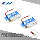 2pcs Original JJRC H30C 3.7V 150mAh 20C 1S Li-Po Battery for JJRC H30C RC Quadcopter