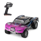 Original WLtoys 18403 2.4GHz 4WD 1/18 25km/h Brushed Electric RTR Short-course RC Car