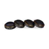 PGYTECH Camera Lens Filter Set ND4 ND8 ND16 ND32 HD Lens for DJI MAVIC FPV Quadcopter Drone