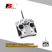 Original FlySky FS-i10 2.4G 10CH AFHDS 2A Automatic Frequency Hopping Digital Transmitter & FS-iA10 2.4G 10CH Receiver for RC Quadcopter Multicopter Helicopter Glider