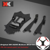 Original XK X250-012 Lower Body Cover Shell Set for XK X250 RC Quadcopter