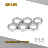 02138 15*10*4mm Ball Bearings for 1/10 HSP 4WD Off-road Monster Truck RC Car