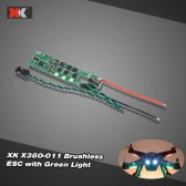 Original XK X380-011 Brushless ESC Electronic Speed Controller with Green Light for XK X380 RC Quadcopter