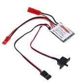 XYS-BL20A 20A Brushed ESC Electronic Speed Controller with 5V/1A BEC for 1/16 1/18 RC Car RC Boat