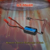 G.T.POWER Remote Control Electronic Switch for RC Airplane Helicopter Car