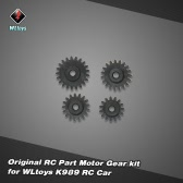 Original WLtoys K989-32 Motor Gear kit for WLtoys K969 K979 K989 K999 1/28 Scale RC Car