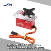 JX PDI-7206MG 6KG Metal Gear Digital Coreless Standard Servo for RC 550-700 Airplane Helicopter