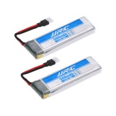 2pcs Original JJRC 3.7V 500mAh 20C LiPo Battery for JJRC H37 RC Quadcopter
