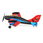 TECHBOY TB-367 2.4G 2CH teledirigido del aeroplano de RC 280m m de la envergadura EPP Mini Bull del delirio del planeador Drone