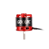 Original GoolRC D2814 1000KV Brushless Motor and 40A 5V/3A BEC 2-4S Brushless ESC for Glider Warbirds Fixed-wing RC Airplane