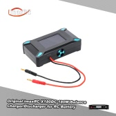 Original imaxRC X180DC 180W Touch Screen Balance Charger/Discharger for LiPo Li-ion LiFe NiCd NiMh Pb RC Battery