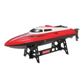 Original Syma Q2 Genius 2.4G 2CH Remote Control 180° Flip High Speed Electric RC Boat Kids Gifts
