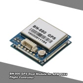 Ublox NEO-M8N BN-880 Dual GPS Module External Active GPS Antenna Support GLONASS for APM PIX4 Flight Controller