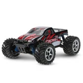 Original Racent Crossy 1/18 Scale 2.4G Remote Control 4WD High Speed Electric RTR Off-Road Short Course Truck RC Car (V785-1)