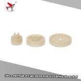 FEIYUE FY-W12035-036-037 Drive Gear Set for 1/12 FY-01 FY-02 FY-03 Rock Crawler RC Car Parts