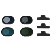 PGYTECH Camera Lens Filter Set ND4 ND8 ND16 ND32 HD Lens for DJI SPARK FPV Quadcopter Drone