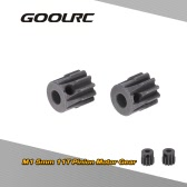 GoolRC 2Pcs M1 5mm 11T Pinion Motor Gear for 1/8 RC Car Brushed Brushless Motor