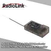 Original Radiolink R7EH-S 7CH 2.4GHz FHSS Receiver for Radiolink TX T4EU T4EU-6 T6EHP-E RC Transmitter