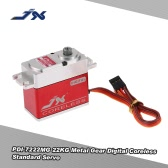 JX PDI-7222MG 22KG Metal Gear Digital Standard Servo for RC 550-700 Airplane Helicopter