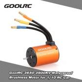 GoolRC 3650 3900KV Waterproof Brushless Motor for 1/10 RC Car HSP 94123 HuanQi 727 FS Racing 53625/53632
