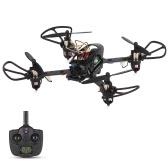 Original XK X130-T 5.8G FPV 3D/6G Mode Racing Drone with HD Camera 2.4G 4CH Carbon Fiber Frame RTF Mini RC Quadcopter