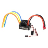 80A Brushless ESC 6V BEC with Programming Card for 1/10 RC Short Course Monster Truck On-Road Car