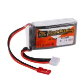 ZOP Power 3S 11.1V 450mAh 50C JST Plug LiPo Battery for 110 130 FPV Racing Quadcopter RC Car Boat