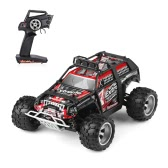 Original WLtoys 18409 2.4GHz 4WD 1/18 25km/h Brushed Electric RTR Monster Truck RC Car