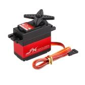 JX PDI-6221MG Metal Gear 4.8V-6V 0.16sec/60° Digital Servo 20.3kg Torque Aluminums Case for 1/10 1/8 RC car