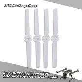 2Pairs Propellers for YUNEEC Typhoon Q500 Q500M Q5004K RC Quadcopter
