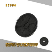 11164 64T Differential Main Gear  for 1/10 HSP 94107 4WD Off-road RC Car