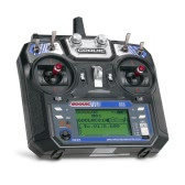 GoolRC OEM GC6 (Custom Flysky FS-i6) 2.4G 6CH Transmitter for RC Helicopter Multicopter Fixed-wing Mode 2