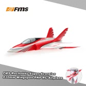 Original FMS Rochobby Super Scorpion 70MM Ducted Fan EDF 830mm Wingspan EPO Fixed-wing Aircraft PNP Version RC Airplane(with ESC, Motor, Servo)