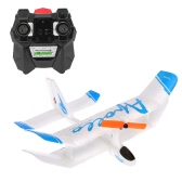 HF-Z4 2.4G 2CH 300mm Wingspan Fixed-wing Aircraft RC Airplane RTF Drone Tiny Indoor Glider Micro Biplane