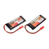 2pcs ZOP Power 3.7V 1200mAh 25C LiPo Battery JST Plug