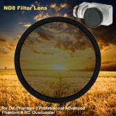 ND8 Filter Lens for DJI Phantom 3 Professional Advanced Phantom 4 RC FPV Quadcopter