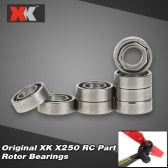 8Pcs Original XK X250-04 Rotor Bearings for XK X250 RC Quadcopter